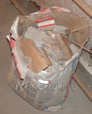 вывоз строительного мусора спб