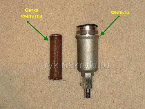 сменные фильтры для воды