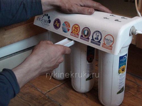 водоподготовка питьевой воды