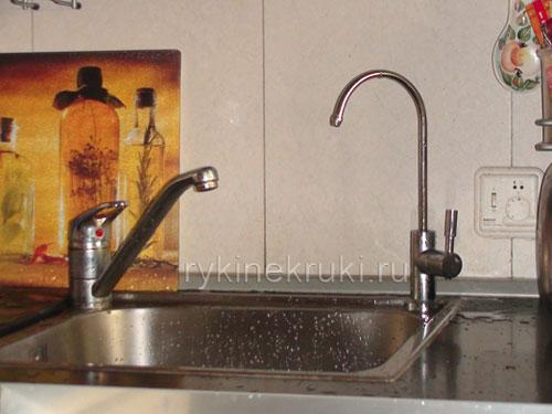 система водоочистки воды