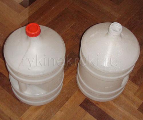 вода в бутылях