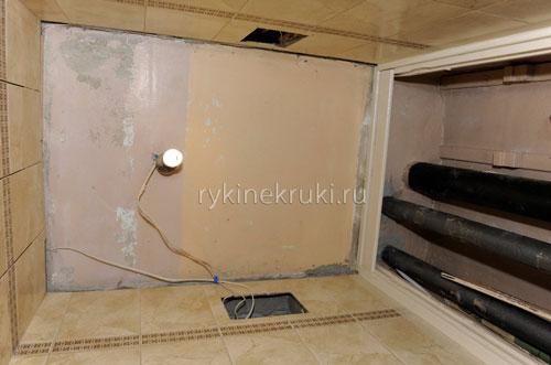 реечный потолок монтаж