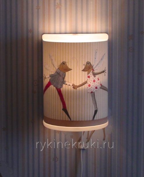 светильник для детской