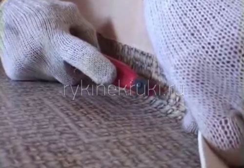 ремонт пола своими руками