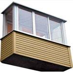 остекление, утепление балкона, лоджии