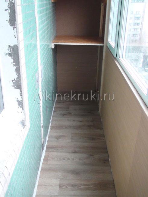 линолеум для балкона