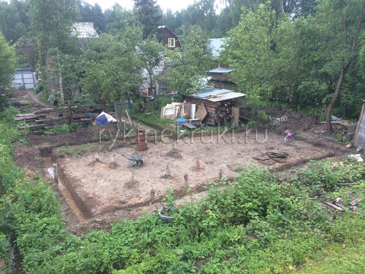дренаж загородного участка