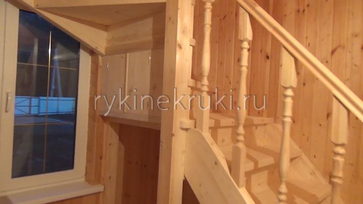 как собрать винтовую лестницу своими руками