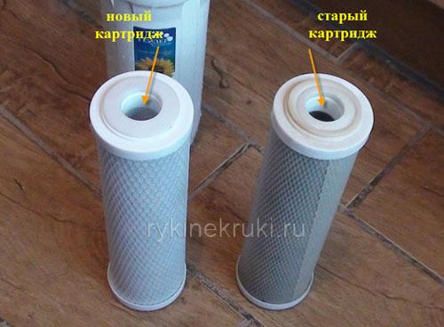 фильтр для очистки воды для квартиры