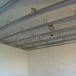 каркас для гипсокартона на потолке