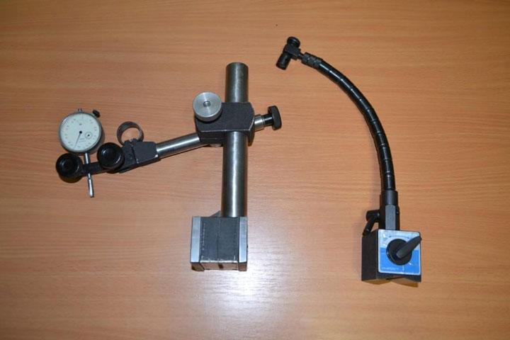 Измерительный инструмент с использованием магнитов