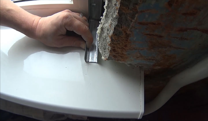 как делать откосы из гипсокартона