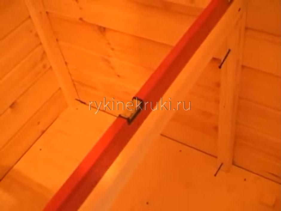 изготовление лестниц своими руками на второй этаж