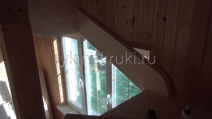 установка винтовой лестницы своими руками