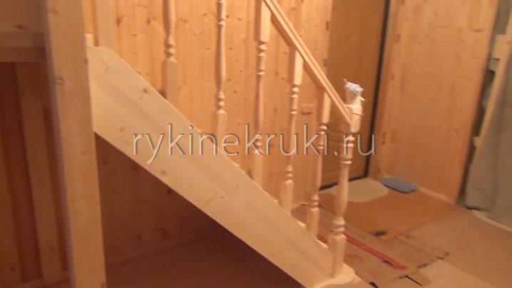 как построить винтовую лестницу