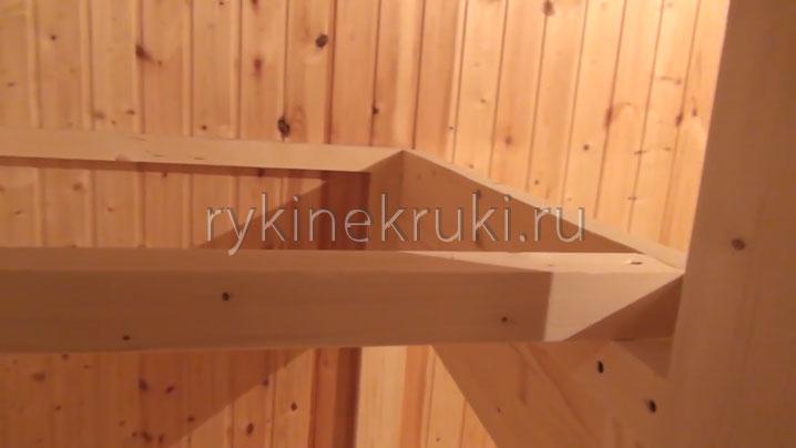 как правильно сделать винтовую лестницу
